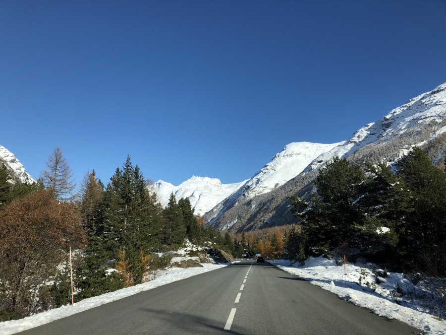ACCÈS STATION Val Cenis