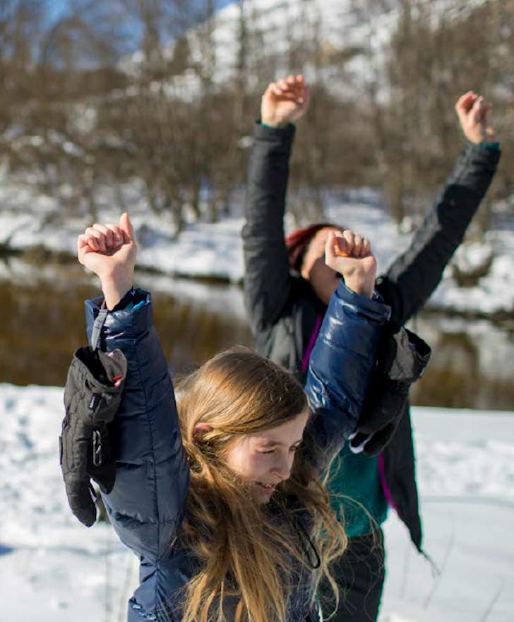 Jeudi Après-midi Marche nordique, Yoga de la marche et du rire